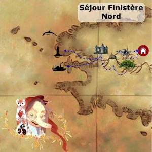 Séjour Finistère Nord