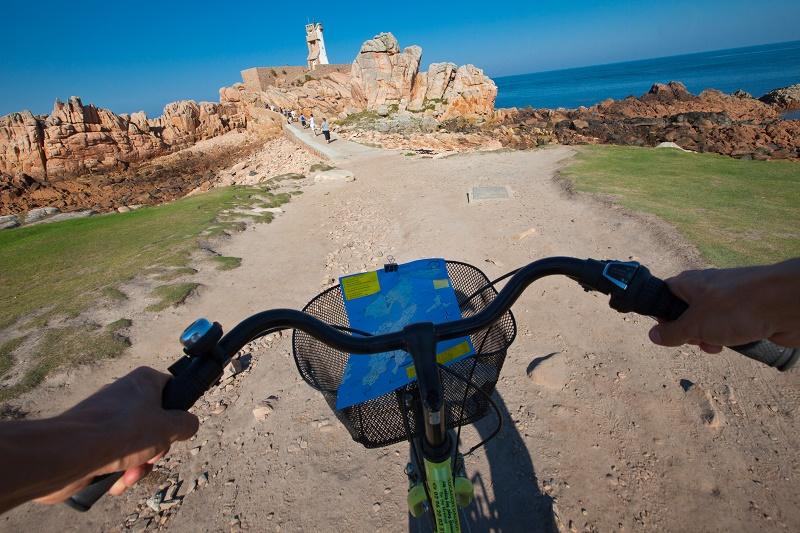 Phare du Paon - Ile de Brehat (projet cycle)