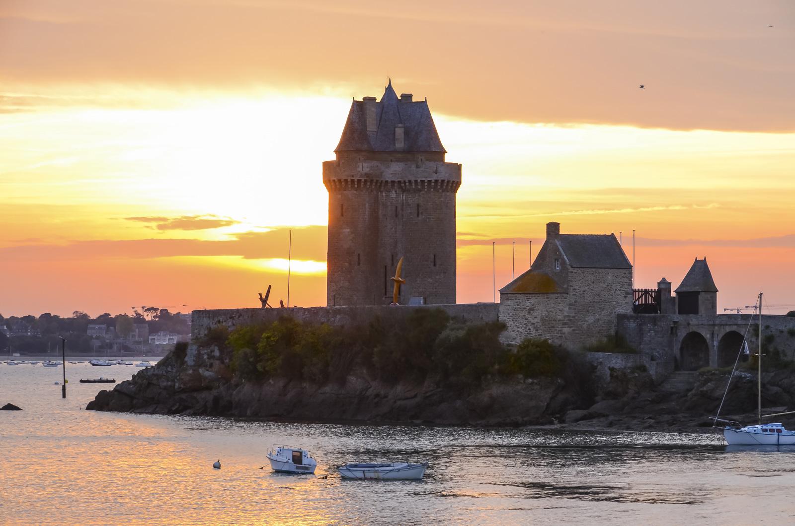 Saint-malo - Dinard Randonn U00e9e P U00e9destre En Bretagne